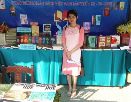 Chào mừng ngày sách Việt Nam